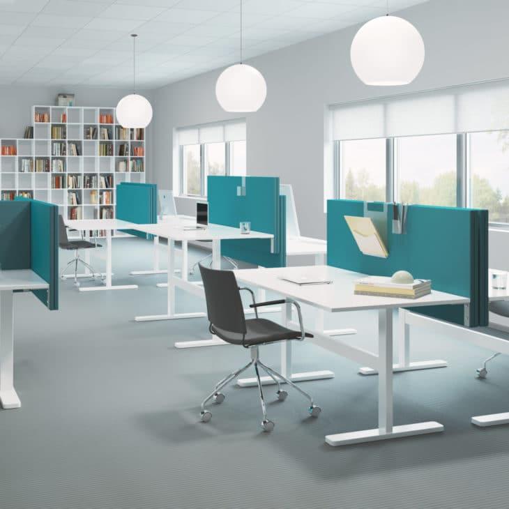 Indretning arbejdsplads, kontor