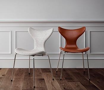 Fritz-Hansen-Liljen-stol