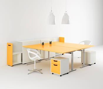 CUBE-Quadro-hævesænkebord
