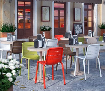 Outdoormøbler fra Barcelona DD