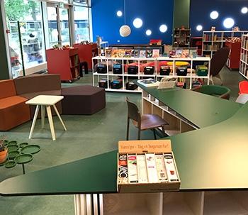 Frederiksberg Bibliotek Domus Vista Botium As
