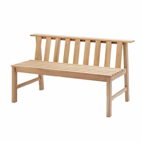 Skagerak Plank Bench