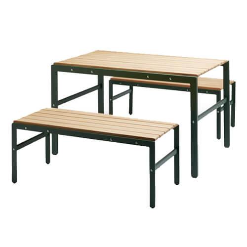 Skagerak Reform table bench