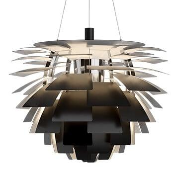 PH Artichoke Black_Louis Poulsen_350x350