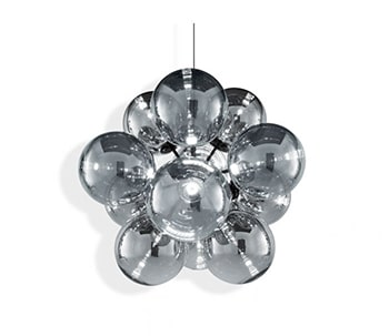 Tom-Dixon-globe-burst-chandelier-chrome-350x303